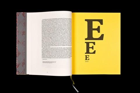pages intérieures, fin partie introduction + page titre partie «Etudes»