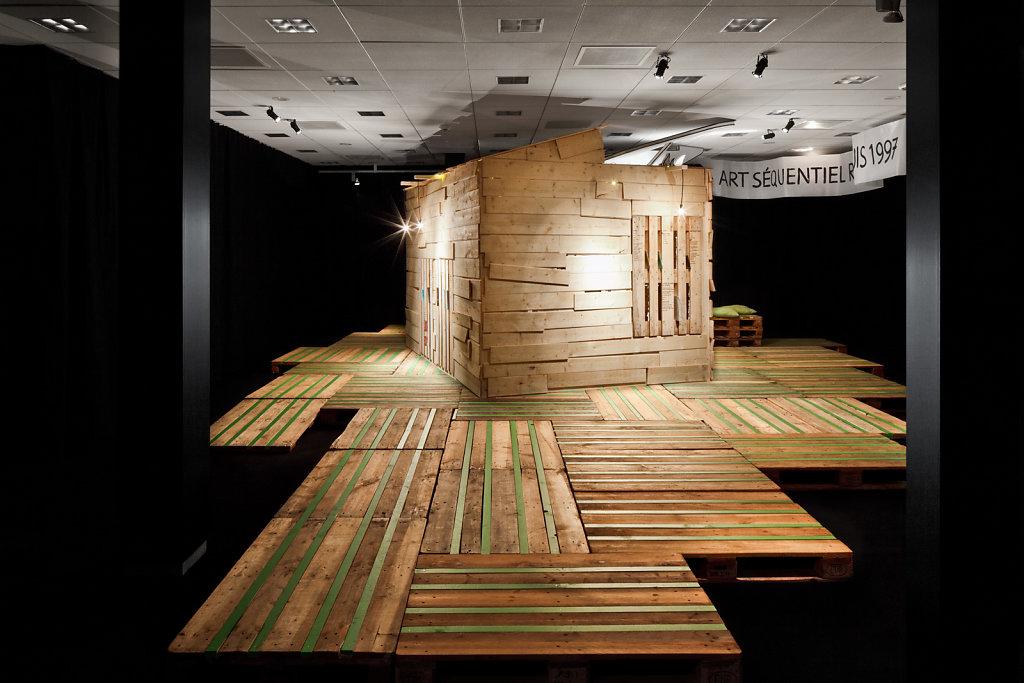 DIY Bibliothèque de Cité Genève Suisse 2012-2013