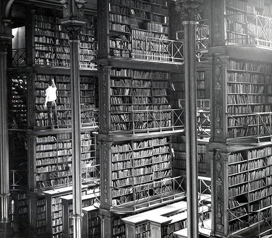projet de bibliothèque idéale
